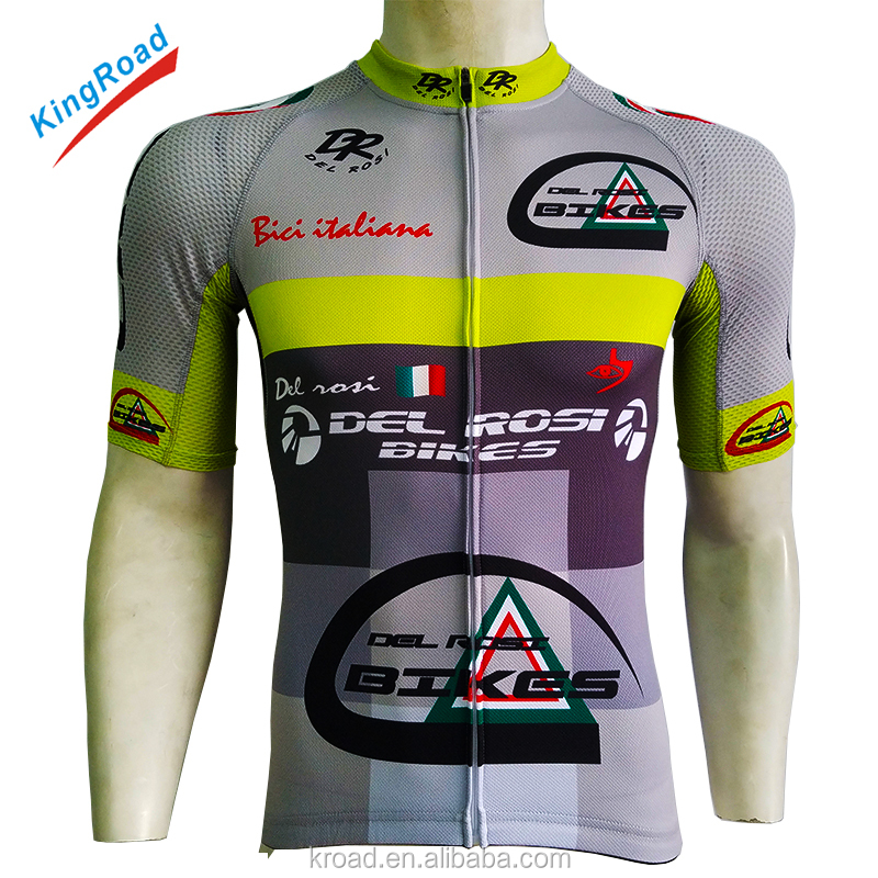 Personalized cycling gear athletes bike jersey