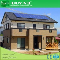 New energy 3kw solar powered electronic for home use, customized solar power system