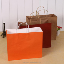 Cheap Custom Printed Luxury Retail Paper Shopping Bag,Low Cost Paper Bag,Color Paper Bag Supplier