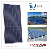 Propsolar SGS,TUV certificate solar panels 300w for industrial use with cheap price