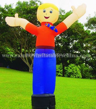 Small inflatable small inflatable man air dancer blower