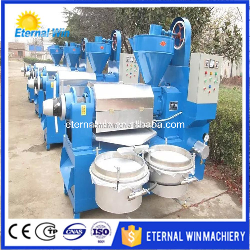 Home use mini coconut groundnut edible soybean oil expeller/oil extraction machine/ oil press machine for sale