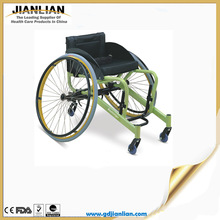 JL Foldable Sport Self Propelled Manual Wheelchairs JL313