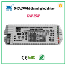 R2530 ce emc high power 0-10v/pwm led dimmable driver 42V 15w 18w 20w 25w constant current high power led drive 300ma - 600ma