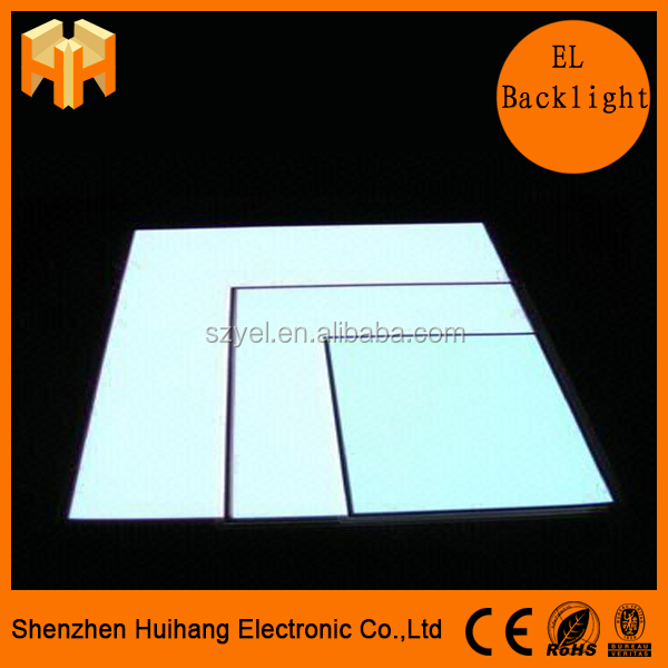 Flexible EL Backlighting,electroluminescence sheet