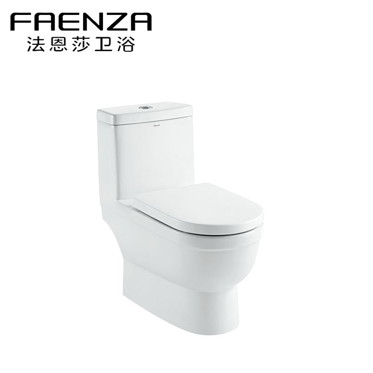 Low Price India Design One Piece toilet Sanitary Ware Custom Ceramic Toilet Bowl