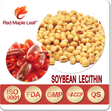 GMP Certified Nutritional Supplements Soybean Lecithin Capsules