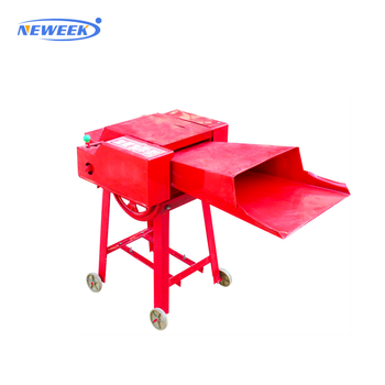 NEWEEK fodder crushing chaff chopping grass cutting machine