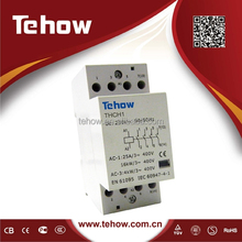 SEMKO certified DC operated ac contactor