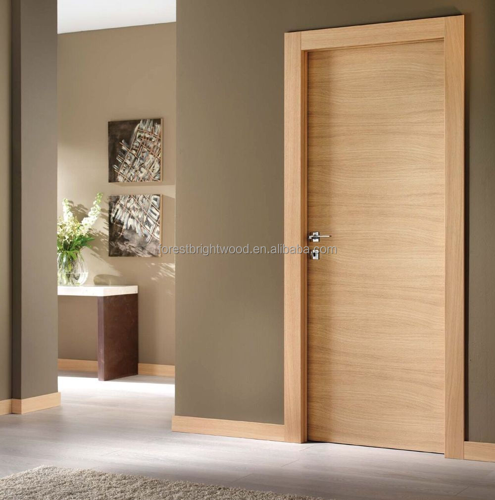 Modern Interior Wood Door Designs, Hotel Wood Bedroom Door