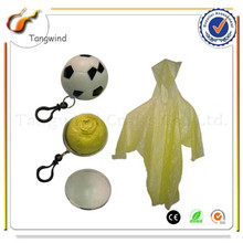 Most popular foldable multifarious light rain poncho disposable black