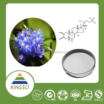 ISO Manufacturer Trade Assurance Ecdysterone 98%, Beta Ecdysterone powder bodybuilding supplement