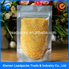 China supplier high quality self standing plastic food packaging bags
