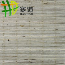 Environmental protection flax folding window curtain ecological coarse linen shutter