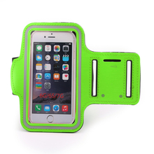 mobile phone neoprene sport armband for iphone 6
