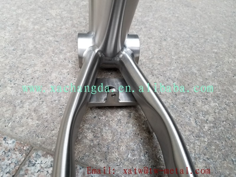 Titanium cyclocross bicycle frames cyclocross bicycle frames Ti cyclocross bike frame