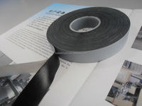 10m High voltage self fusing adhesive black tape for insulation joints