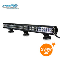 2013 HOT! 36.5Inch High Power CREE LED light bar lighting Spot flood comb beam for SUV,4x4 truck, off-road vehicle