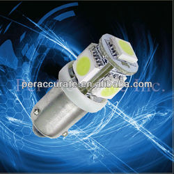 OBC Error Free ba9s h6w led car bulb 5050 Dome Light Bulb PA