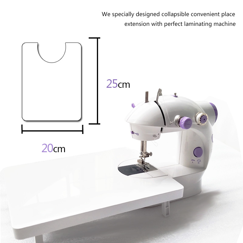 China manual Home use portable sewing machine/ mini sewing machine