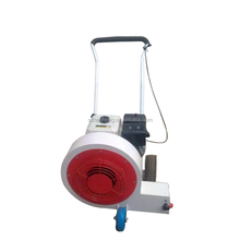 Honda gasoline engine pavement crack cleaning machine