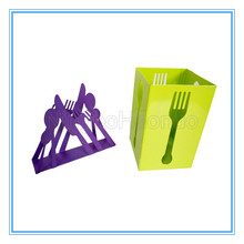 Designer Colorful Spoon And Fork Holder