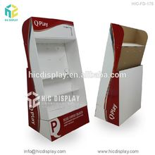 HIC Hot Selling Cardboard Display Stands for Bags