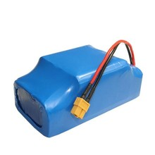 36V 4400Ah 18650 li-ion replacement battery pack rechargeable for electric powered tools