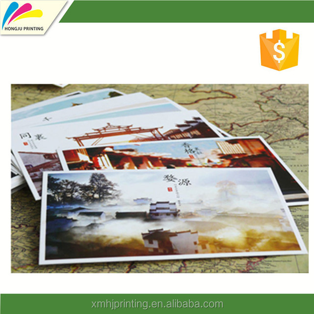 Factory directly sale commercial Poster Printing with low price