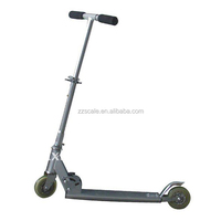 kick scooter child foot power steel kick scooter
