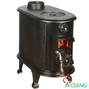 brass flame stoves