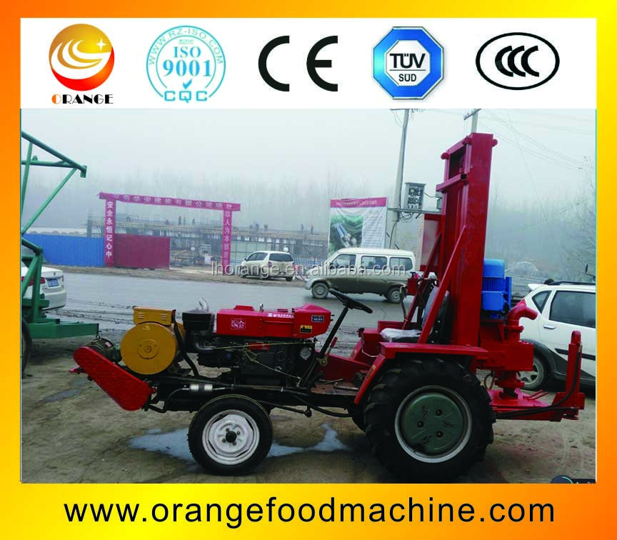 Cheap price Portable Small Water Well Bore Hole Well Drilling Machine