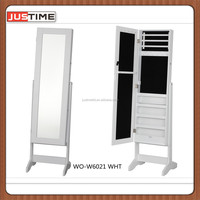 Cabinet for storage WHT, eyebrow, eyeliner, cosmetics; Jewellery makeup Cabinet, Comestics cabinet for make up hair