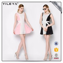 Odm Services New Fashion Korean Dresses Lady Dress