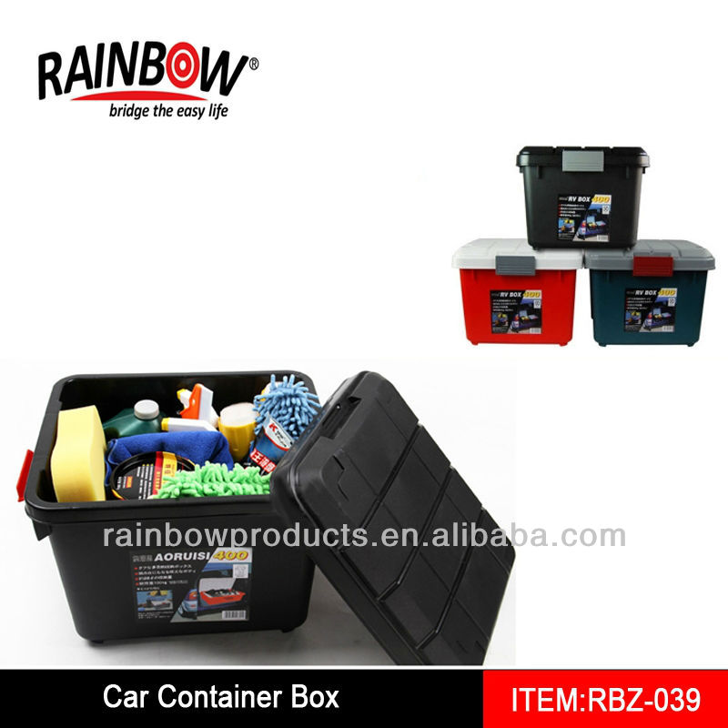 Durable RBZ-039 container box plastik