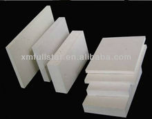 White Plastic PVC Foam Board in garden decorations