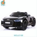 WDJJ2198 New Products Kids Electric Car Racing Audi R8 Toy Games Kids Ride On Toy