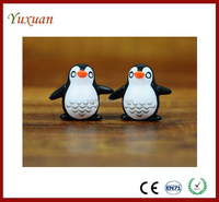 promotion cheap plastic animal toys penguin toy