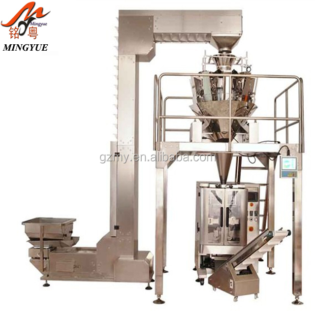10 Heads Automatic MY-420 Advanced Lollipop Candy Jelly Vertical Packing machine