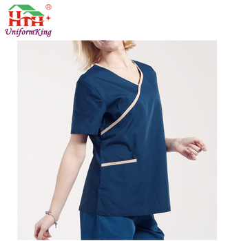 Women Fashion High quality Doctor Scrubs for sale