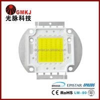LED Encapsulation 50w COB LED Epistar Chip CE/RoH 100W 120W 150W 200W