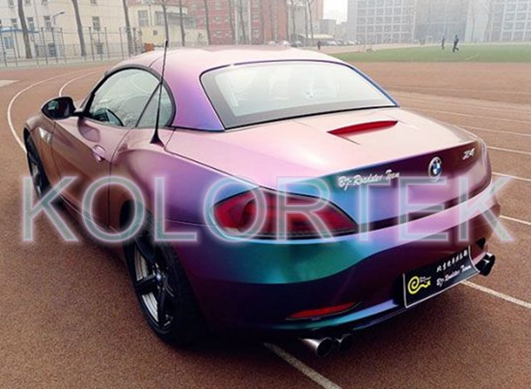 Photochromic Pigment Specialty Paint Color Changing Powders For Automotive  Rubber Spray Paint