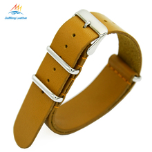 2017 Custom genuiner Leather Watch Strap Handmade Watch band