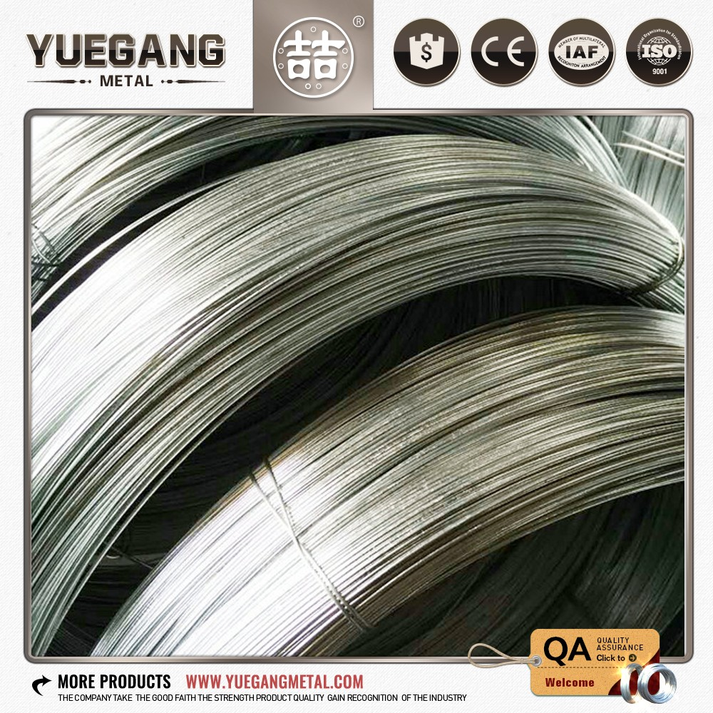 High quality rust protection making spring high carbon steel wire