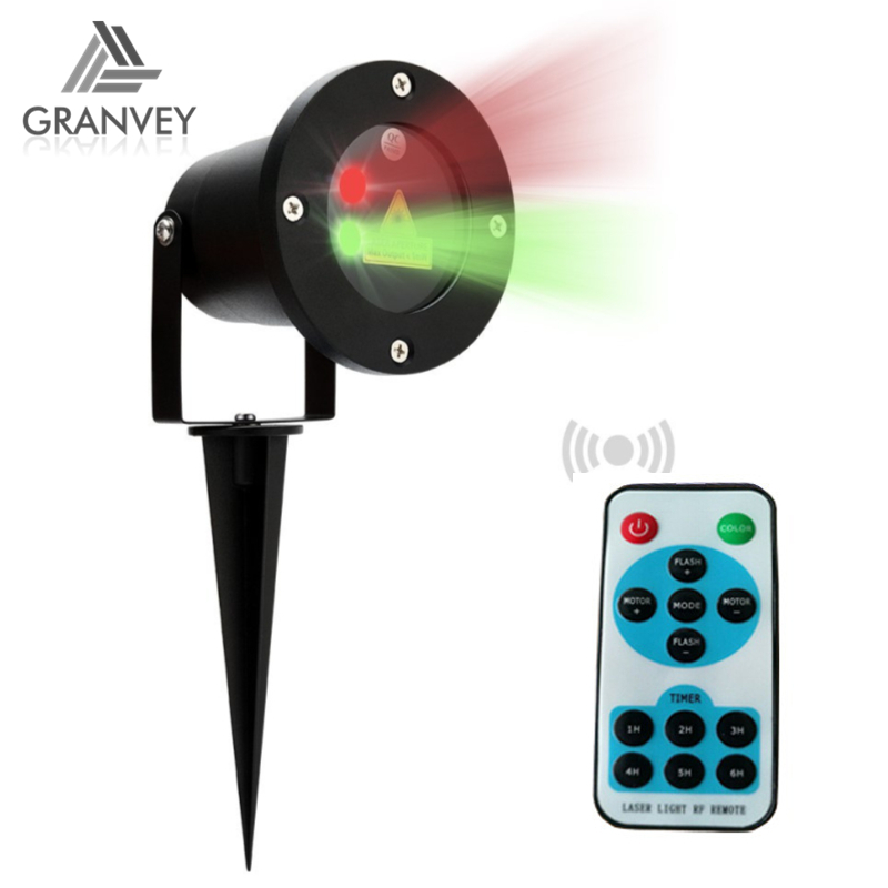 outdoor fireworks 30W led laser projector christmas lights