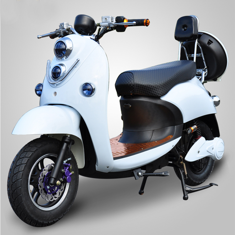 72V Electric Automatic Motorcycle From China Manufacturer