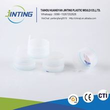 Professional factory competitive price non-spill disposable plastic PET mineral water vented bottle caps