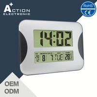 Manufacturer Discount Wall Clock Day And Date