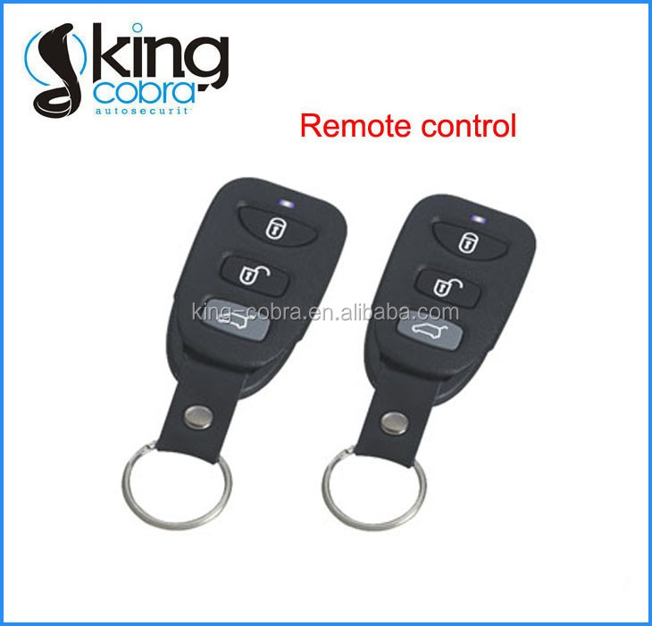 DC 12V Cheap Universal Remote Car Keyless Entry