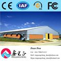 Prefab Steel Structure Poultry House Chicken Eggs Farm Equipment Kit